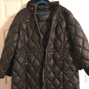 Michael Kors Fall/Winter Down Feather Coat